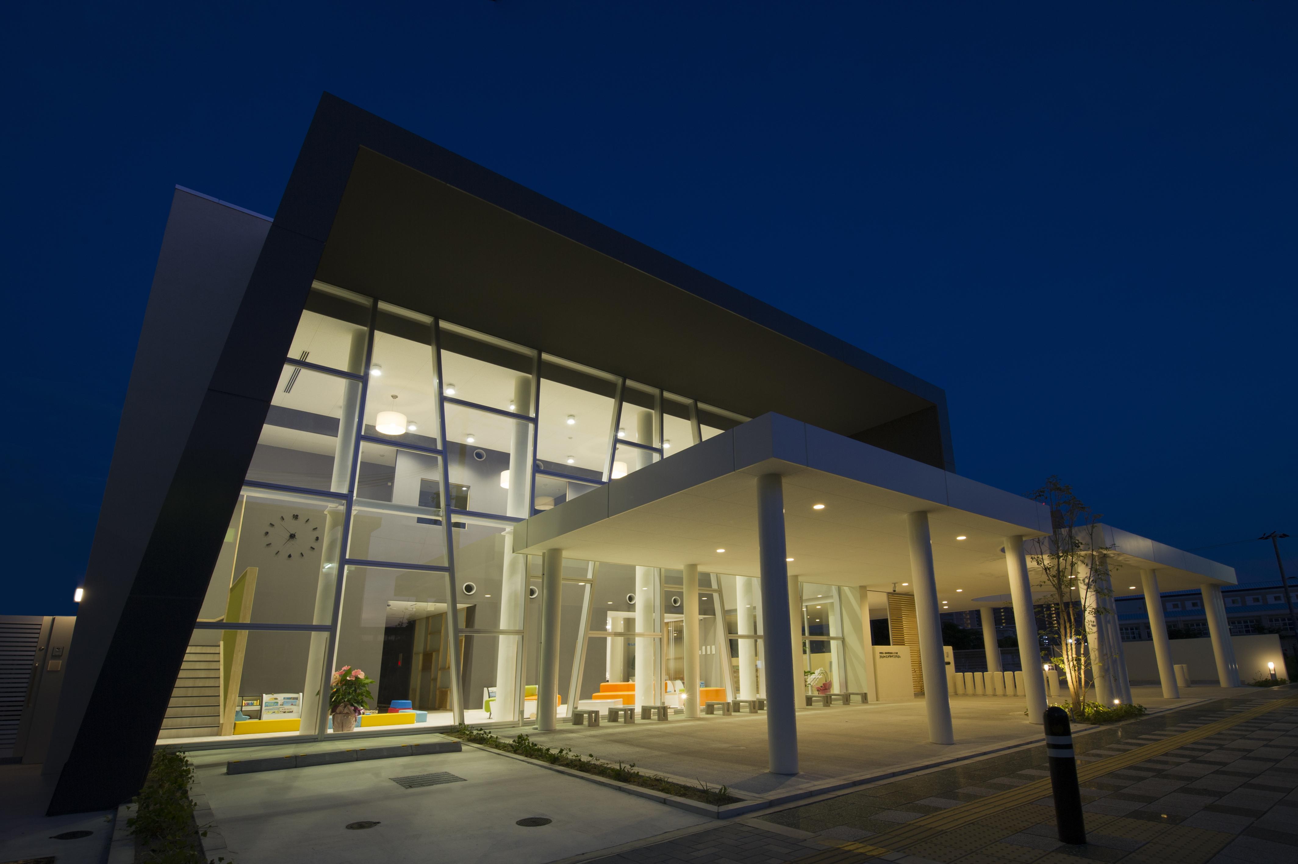 千葉大学医学部附属病院 外来診療B棟隣接 アメニティ施設新築工事