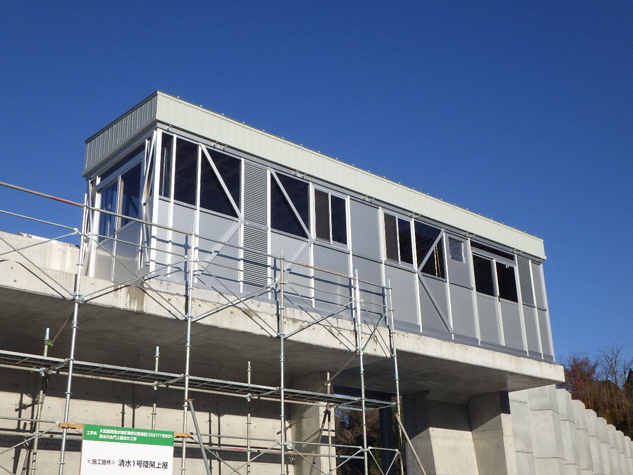 千葉大学医学部附属病院外来診療B棟隣接アメニティ施設新築工事