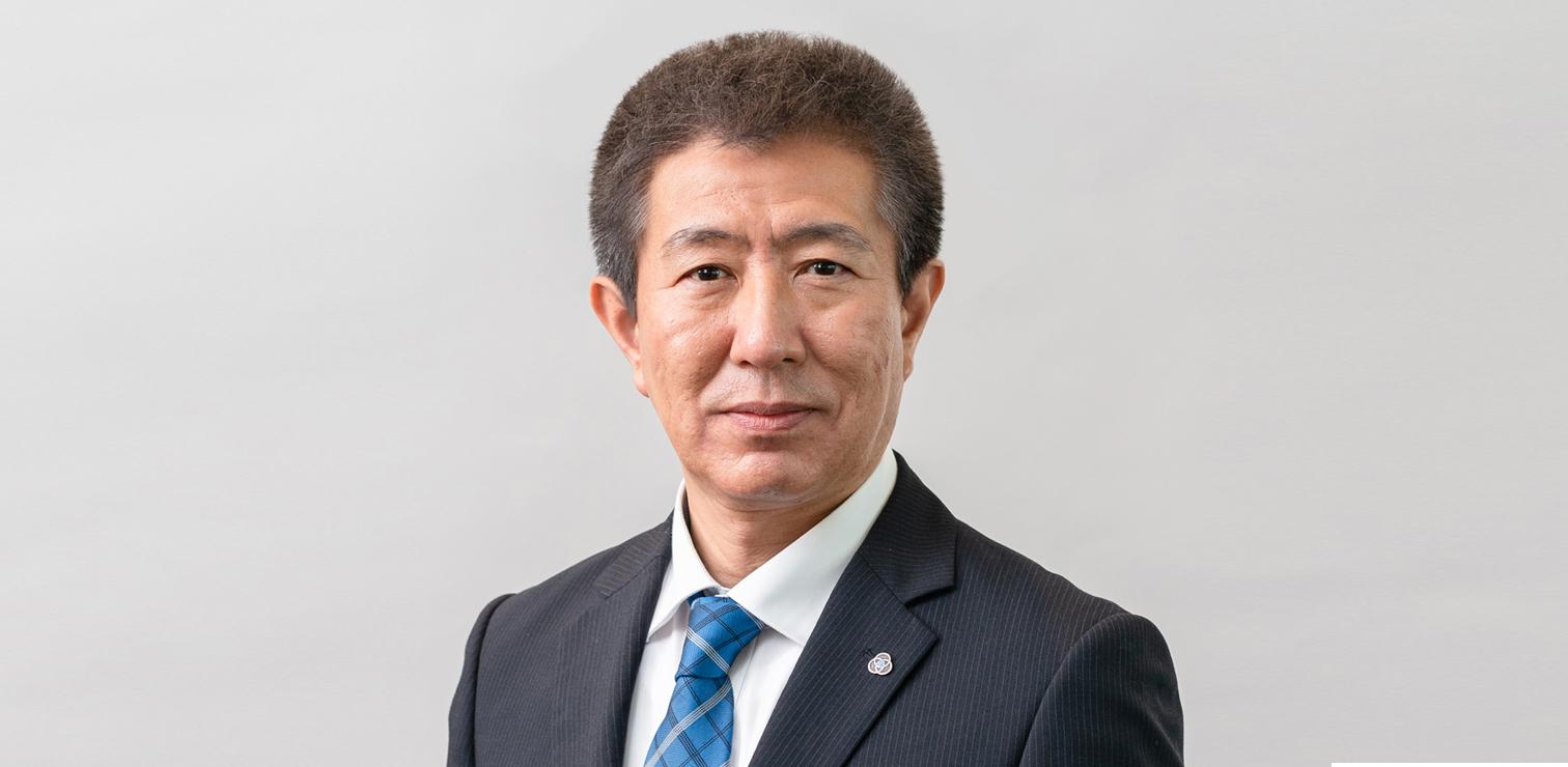 代表取締役社長 笹澤英夫